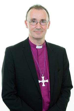 The Rt Rev'd Dr Nicholas Chamberlain