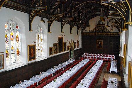 Hospitality St John 39 S College Cambridge