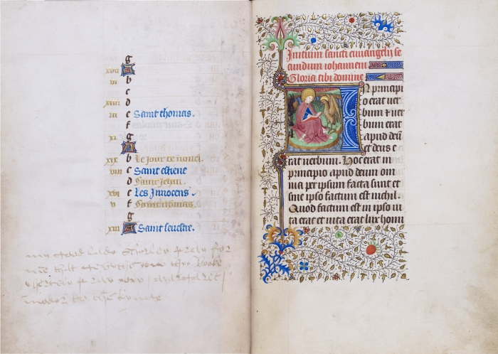Lady Margaret's Book of Hours