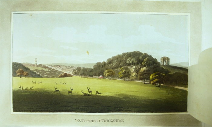 Wentworth Woodhouse, proposed scene