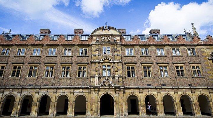 Discover St John's | St John's College, Cambridge