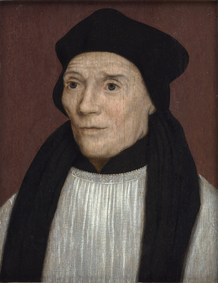 John Fisher, based on a drawing by Hans Holbein the Younger, © Philip Mould, Ltd