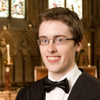 Freddie James, currently Organ Scholar and undergraduate at St John's College, Cambridge, has recently been successful in the examinations for Fellowship of ... - freddie-james