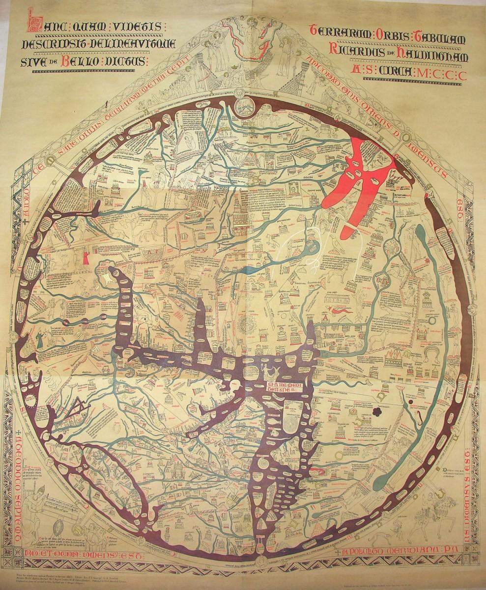 Mappae Mundi StJohns