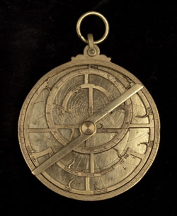 Wh.0999, a 15th-century French Astrolabe.  Image © Whipple Museum of the History of Science, University of Cambridge.