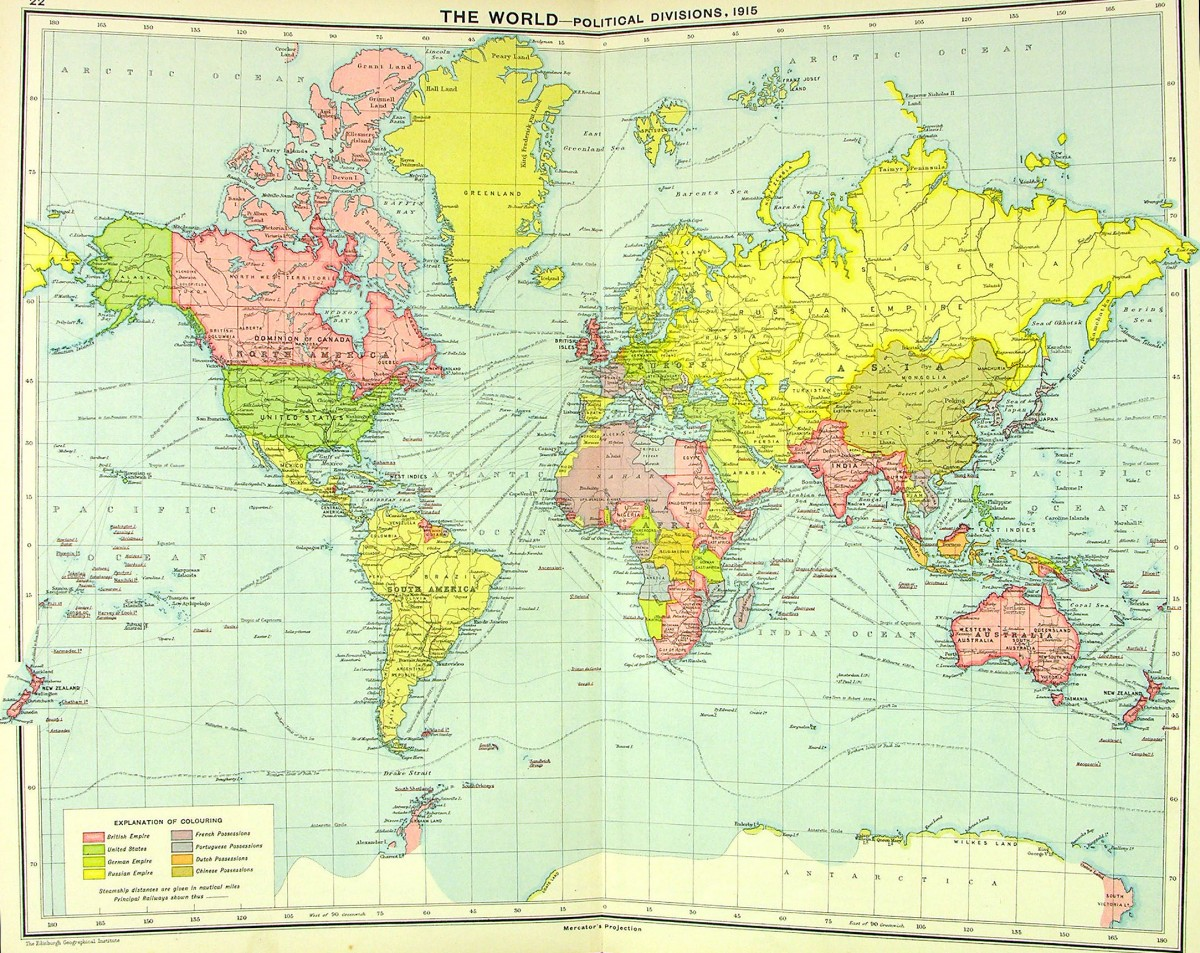 mercator projection Mercator projection, type of map projection introduced in 1569 by gerardus  mercator it is often described as a cylindrical projection, but it must be derived.