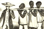Detail from The Horrors of Negro Slavery (1843)