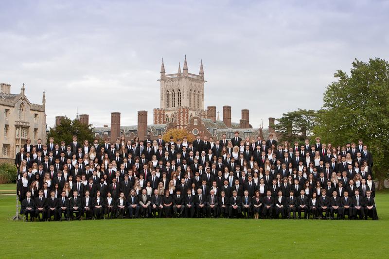 Matriculation Photograph 2012 - Gallery   St John's College, Cambridge