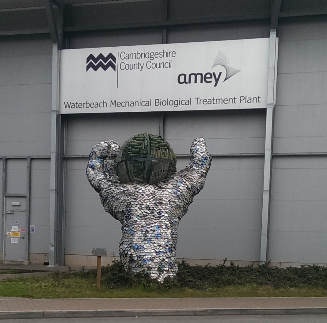 AMEY recycling centre