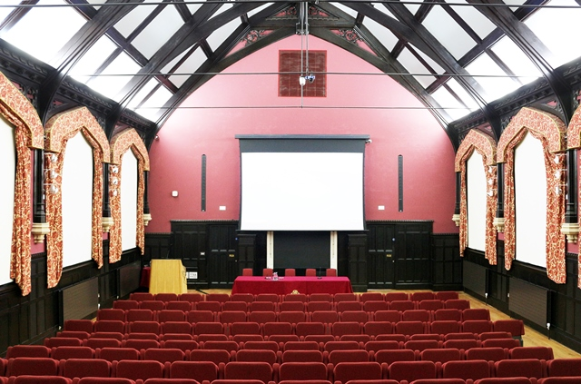 Old Divinity School lecture theatre