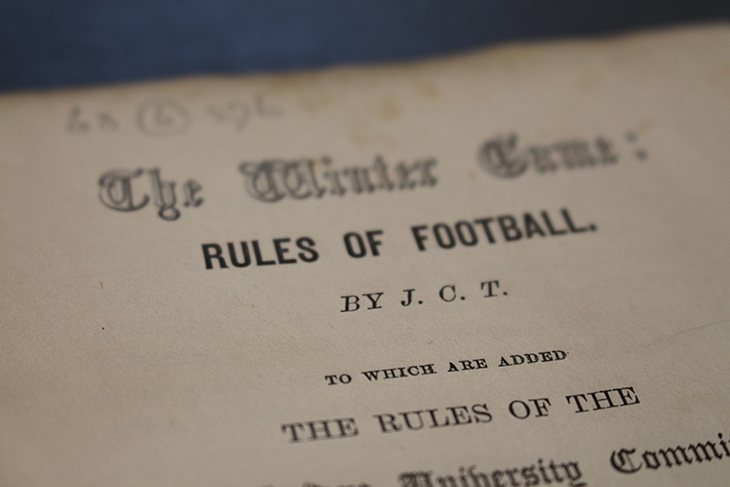 Rules of football