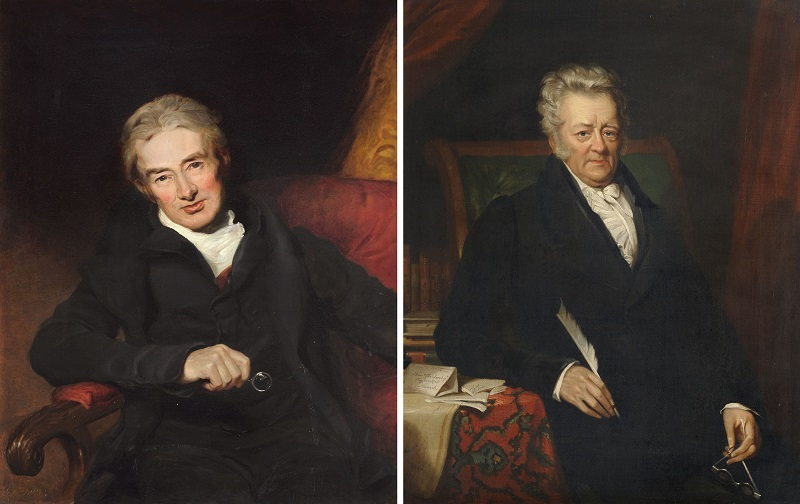 Wilberforce and Clarkson