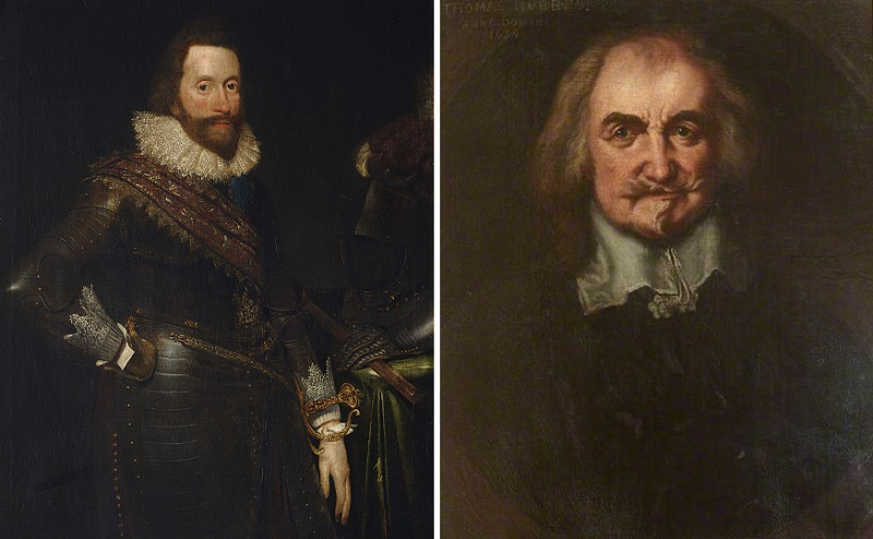 Wriothesley and Hobbes