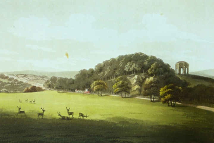 Humphry Repton: Observations on the Theory and Practice of Landscape Gardening